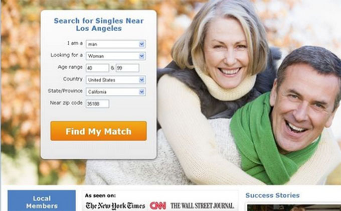 Top 10 Best Senior Online Dating Sites Rankings 2019