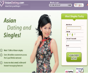 The asian dating sites to