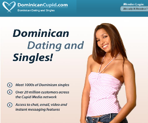 dating site screenshot