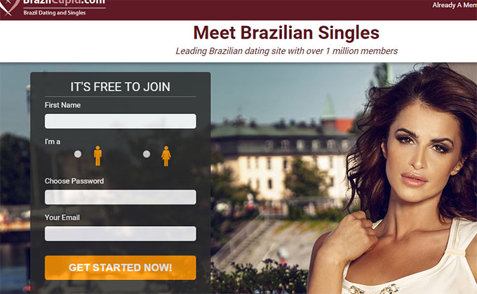 Free brazilian dating sites online