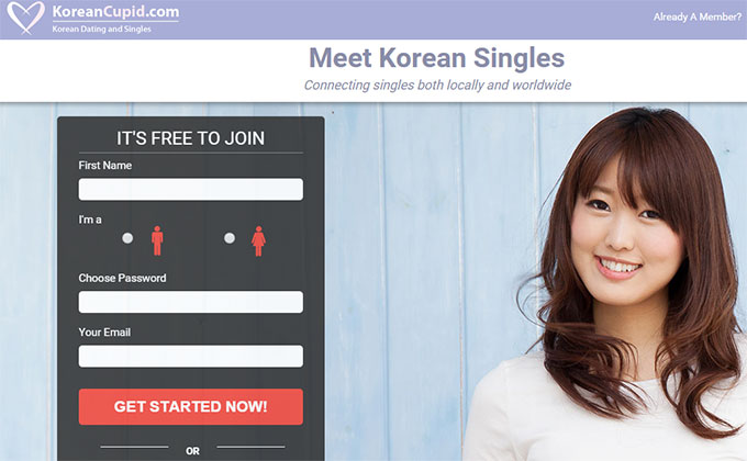 korean dating site online
