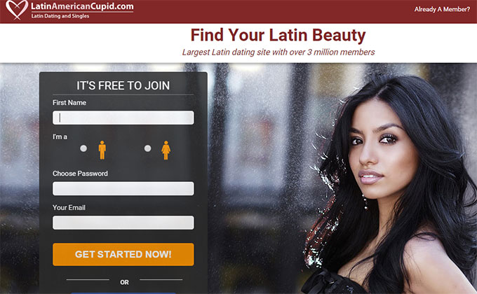 sasayama latin dating site Latin american cupid is a well-designed, easy to use dating site for latin singles there is no fee to register or browse through profiles our local search returned a good.