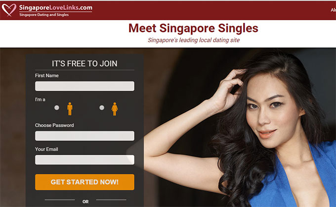 singapore dating site list
