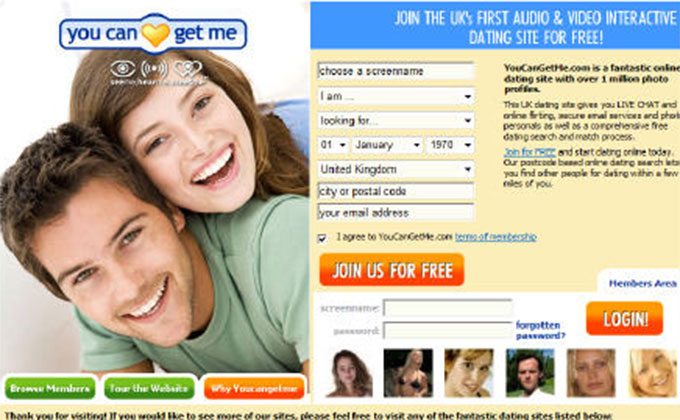 Free instant massages and free dating sites