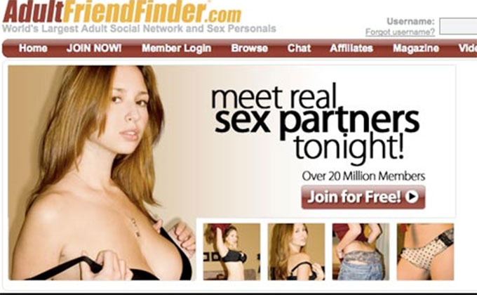adult friend finder sex videos