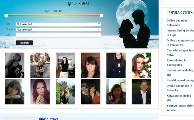 2012 new free dating site