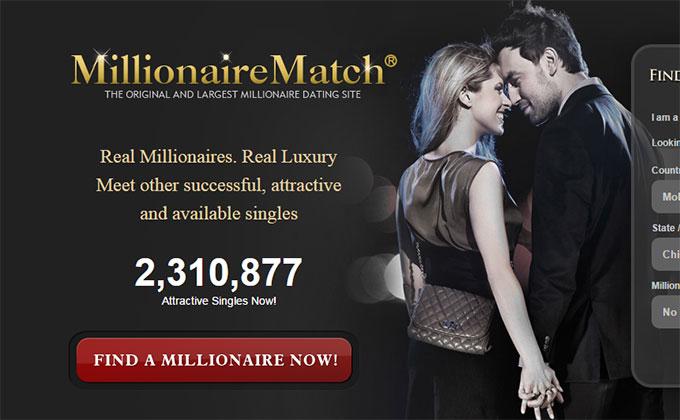 Verified millionaire dating sites