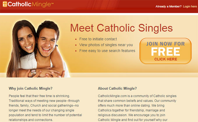 from Chance catholic answers online dating
