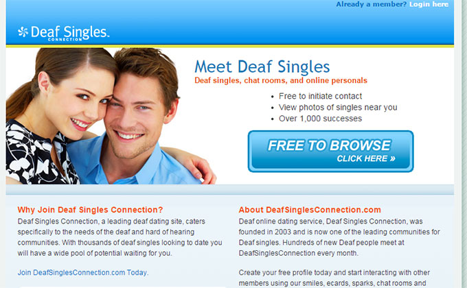 Free deaf and dumb dating sites - Iceman Trading Academy