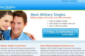 MilitarySinglesConnection reviews - Dating Site Reviews