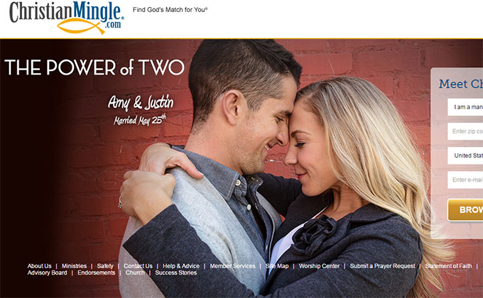 Reviews for christian mingle dating site