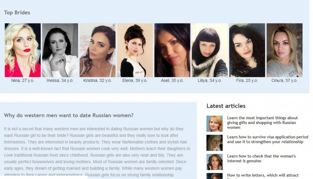 marry Russian girls