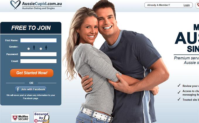Australian Cupid dating sivusto