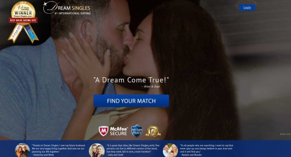 dream singles review